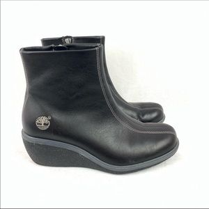 Timberlands ankle boots